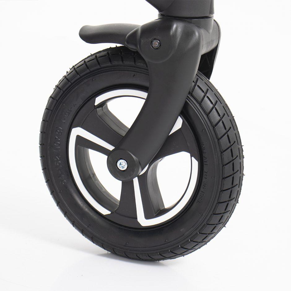 Переднее колесо для детской инвалидной коляски Akcesmed Гиппо
