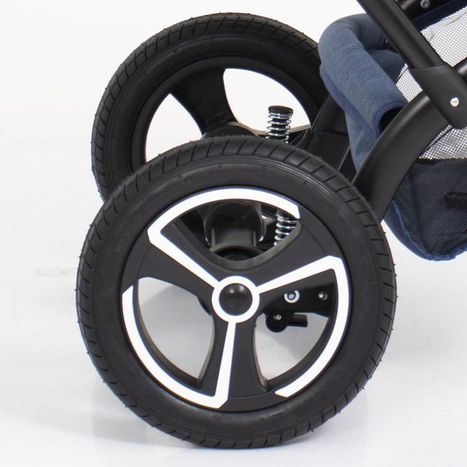Заднее колесо для детской инвалидной коляски Akcesmed Гиппо