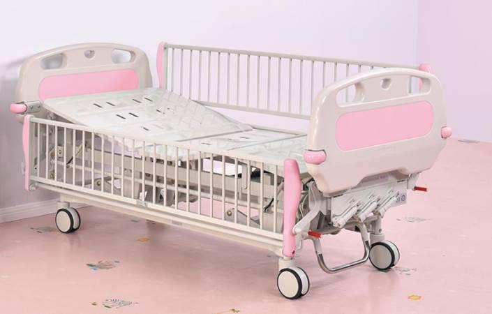 Кровать детская медицинская B-35 (HF)