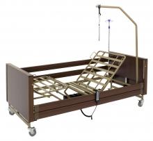Кровать электрическая Med-Mos YG-1 5 функций (КЕ-4024М-21) Коричневый