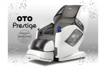 Массажное кресло OTO Prestige PE 09 Swarovski