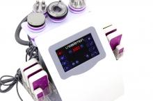 Косметологический аппарат 7 в 1 Mychway MS-54D1S Диодный липолиз + Кавитация + Радиолифтинг + Вакуум
