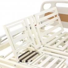 Кровать электрическая Med-Mos DB-11А (МЕ-5218Н-12) с боковым переворачиванием, туалетным устройством и функцией «кардиокресло» и регулировкой высоты