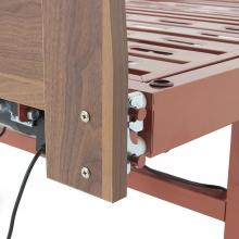 Кровать электрическая Мед-Мос DB-7 (МЕ-2028Д-00 (У-удлинение) (2 функции)