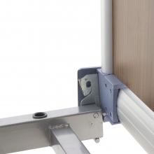 Кровать электрическая Med-Mos DB-11А (МЕ-5248Н-01) с боковым переворачиванием, туалетным устройством и функцией «кардиокресло»