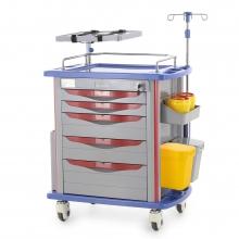 Столик реанимационный, анестезиологический Med-Mos ET850-01 ТМ-020АН-00