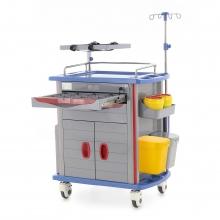 Столик реанимационный, анестезиологический Med-Mos ET850-02 ТМ-021АН-00