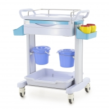 Столик реанимационный, анестезиологический Med-Mos CT001 (ТМ-014АН-00)