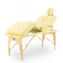 Массажный стол складной деревянный Med-Mos JF-Tapered