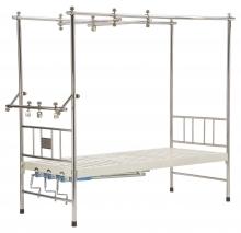 Медицинская кровать Med-Mos F-24 MM-44 (2 функции), с туалетным устройством