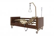 Кровать электрическая Med-Mos YG-1 5 функций (КЕ-4024М-11) коричневый