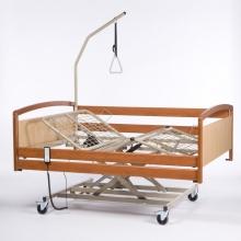 Электрическая функциональная кровать для лежачих больных Interval XXL (в комплекте с матрасом) ширина 120 см
