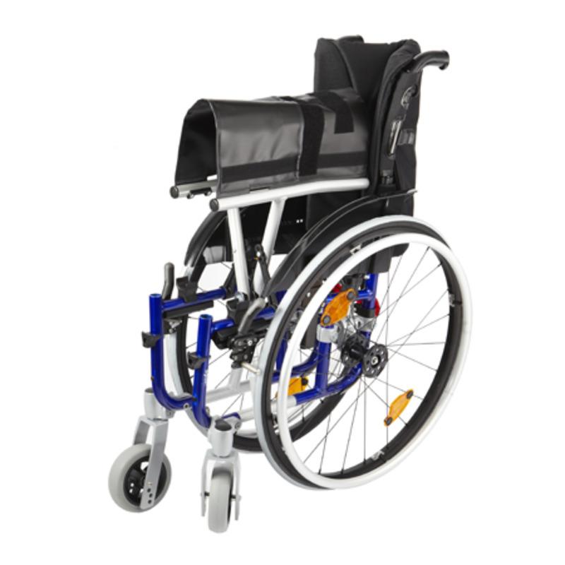 Кресло-коляска механическая Invacare Rea с принадлежностями Spin X