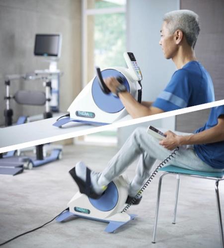Тренажер для активно-пассивной разработки ног и рук THERA-Trainer MOBI