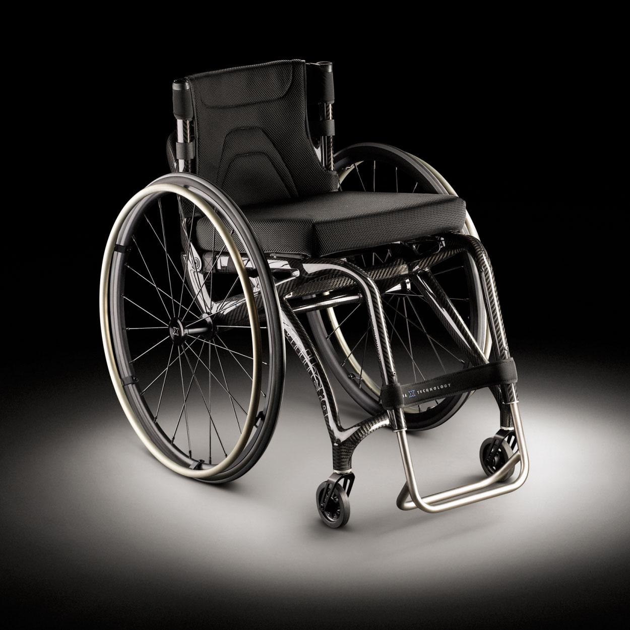 Кресло-коляска активного типа Panthera X