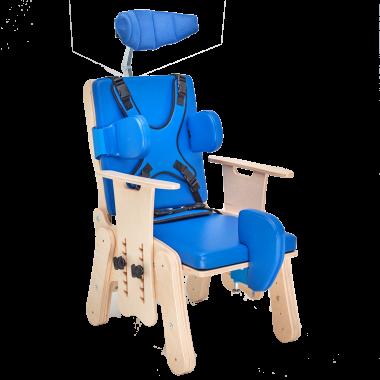 Реабилитационное кресло для детей с ДЦП Akcesmed Kidoo