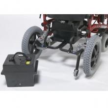 Электрическая инвалидная коляска Vermeiren Rapido