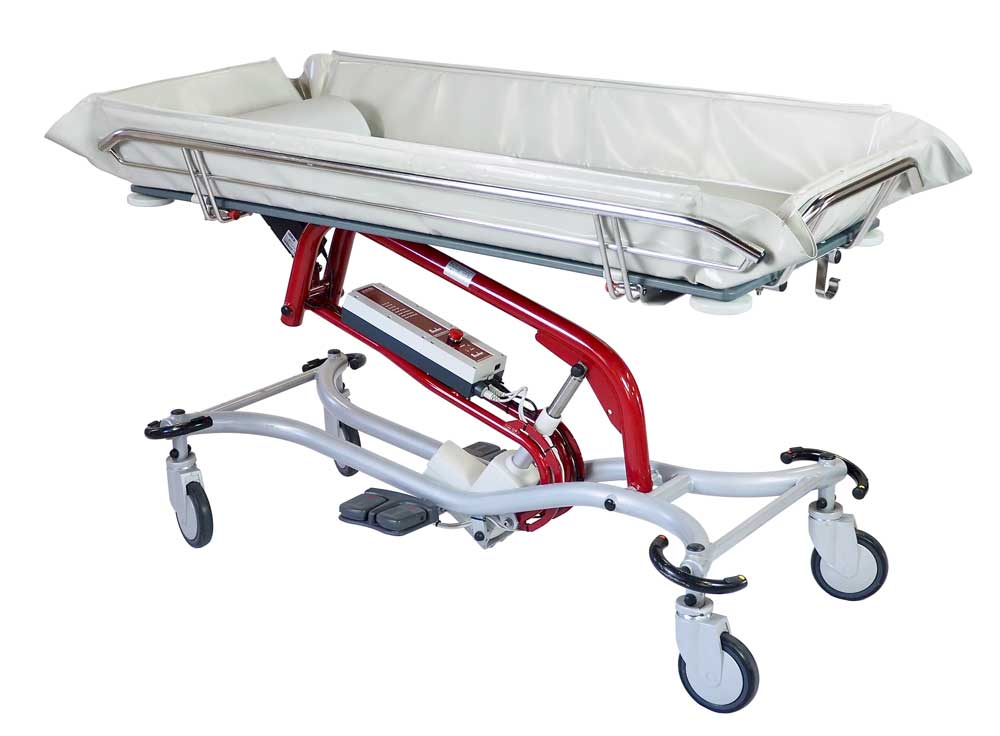 Каталка Scaleo Medical Shado 160 XS и Shado 180 для детей