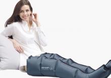 Аппарат для лимфодренажа LX7, манжеты для ног XXL, расширители для ног
