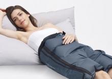 Аппарат для лимфодренажа LX7, манжеты на ноги XXL, шорты для похудения, расширители для ног, соединители, сумка