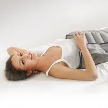 Аппарат для прессотерапии  Doctor Life Lympha-Tron (манжеты для ног + пояс для похудения + манжеты на руки + комбинезон + инфракрасный прогрев)