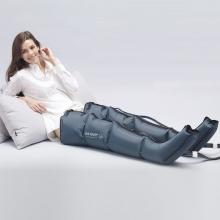 Аппарат для прессотерапии LХ7 + пояс для похудения + манжета на руку + манжеты на ноги (XXL)
