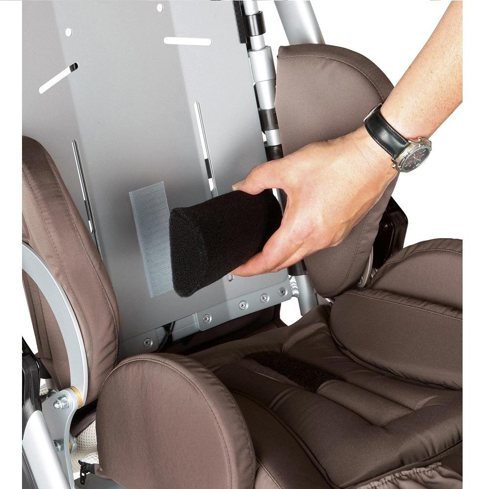 Люмбальный валик для детской инвалидной коляски Otto Bock Кимба Нео