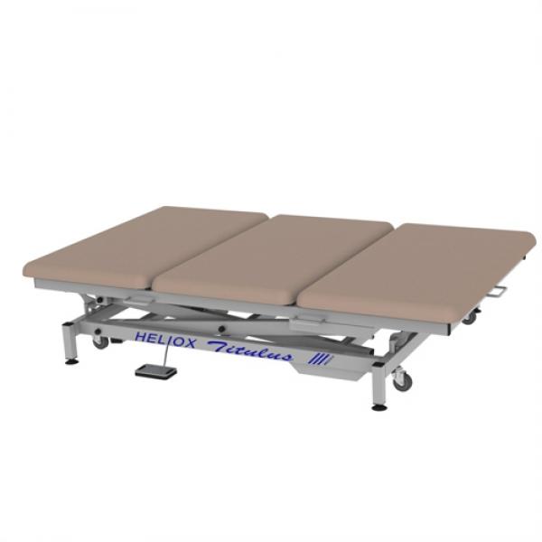Широкий массажный стол Титулус 3 секции - Стол Войта-Бобата
