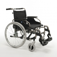 Кресло-коляска инвалидное механическое Vermeiren V200 XL