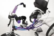 Велосипед-тренажер для ДЦП (рост 115 - 130)