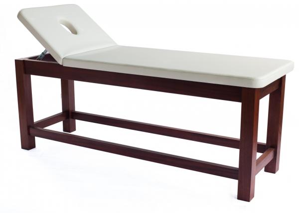 Деревянная кушетка для массажа из бука WCO2