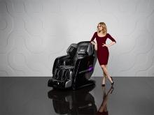 Массажное кресло YAMAGUCHI Axiom Black Edition