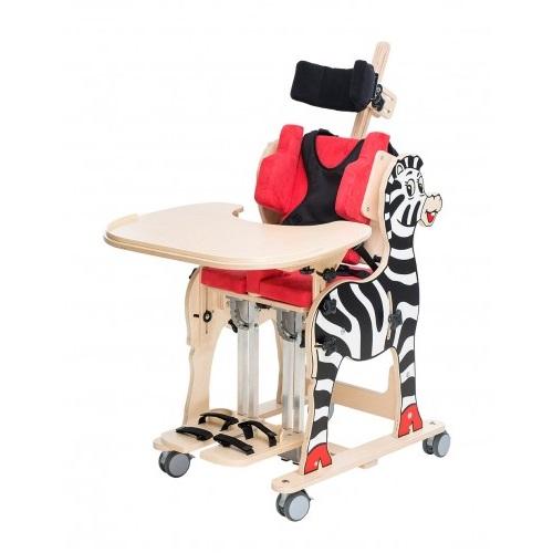 Реабилитационное кресло ДЦП Akcesmed Зебра