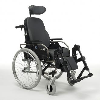 Инвалидная механическая кресло-коляска с множеством функций Vermeiren V300 Comfort