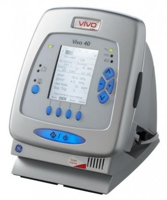 Аппарат ИВЛ Breas VIVO 40