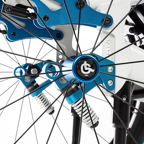Адаптер задних колес для регулировки баланса