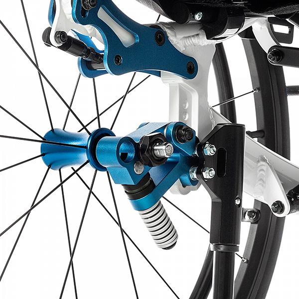 Амортизаторы задних колес