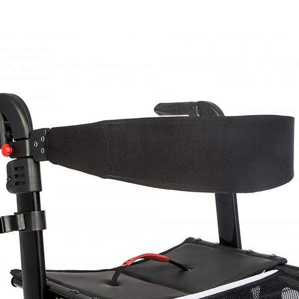 Мягкий упор для спины, регулируемый по высоте
