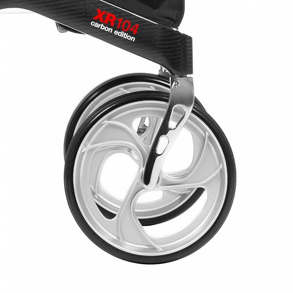 Самоориентирующиеся передние колеса